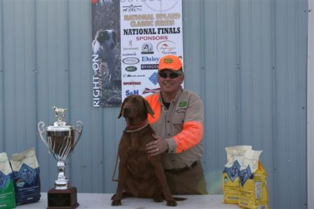 2014_NUCS_National_Flushing_Winner_Rusty_Baker_Mossy